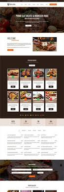 Restaurant Website Templates Awesome My Confetti Kids Party Planner HTML Template Kids Party Planner