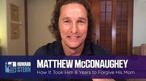 Matthew McConaughey: 8 Jahre Funkstille mit Mutter, weil ...