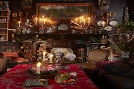 steampunk office decor. Steampunk Office Decor, Victorian Era Interior Design Decor
