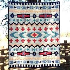 Southwest Quilt Patterns New Western Quilts Pattern Brilliant South Blanket Ideas Southwest