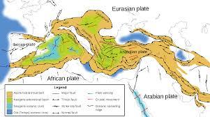 Alpine orogeny - Wikipedia
