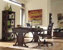 office desk table ashley furniture desks home office furniture secretary desk plus charming tall cabinet