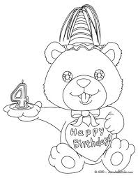 Small Picture Happy birthday candles coloring pages Hellokidscom