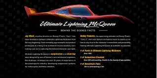 Lightning Mcqueen Quotes Adorable AppEnabled Ultimate Lightning McQueen By Sphero Upcoming Pixar