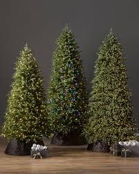 Napa Christmas Tree Lighting Silverado Slim Realistic Christmas Trees In