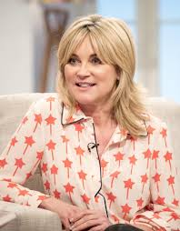 Turner shared a cartoon of a large woman in a wheelchair warning a maskless female: How Old Is Anthea Turner Who Did She Get Engaged To And Does She Have Children