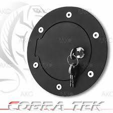dodge ram door cobra tek for dodge ram key lock black powder aluminum replacement fuel gas door fits