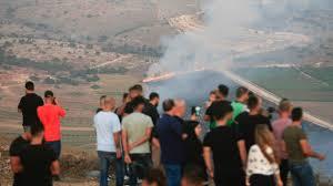 Israel, Hezbollah exchange fire at Lebanon border | Israel News | Al ...