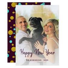 <b>Handwriting</b> overlay confetti Holiday Wishes photo Card - merry ...