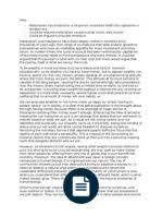 ambitions and dreams essay gamsat practice essay