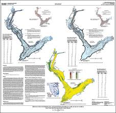Union Reservoir Depth Chart Usgs Scientific Investigations Map 3061 Differences In
