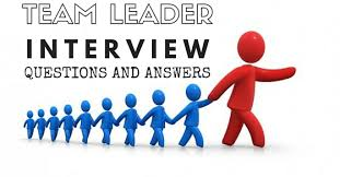 interview questions team leader top 32 team leader interview questions and answers wisestep