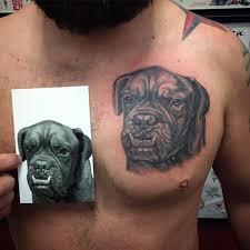 Tattoo Ritual Farmingdale Ny Tattoo Tattoos Dogportrait Pitbull