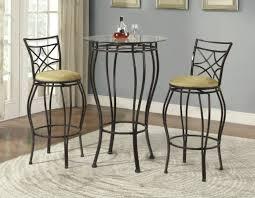 Northridge 3 Piece Pub Table Set
