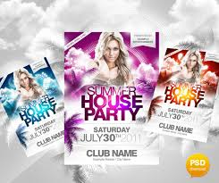 37 Amazing Free Psd Flyer Templates In Word Publisher