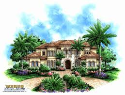 mediterranean home plans with courtyards beautiful mediterranean home plans with pool mediterranean beach house plan
