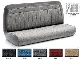 cloth bench seat reupholstery kits