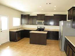 Dark Brown Kitchen Cabinets Chocolate The Most Paint Colors With