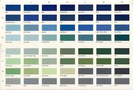 International Deck Paint Colour Chart Colour Charts Paintsolution
