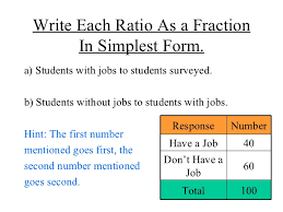 ratios in fraction form 6 1 ratios and unit rates