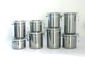 metal kitchen canisters canisters captivating metal kitchen canister set vintage kitchen canister sets for metal metal kitchen canisters