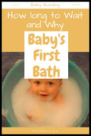 marvelous did you know that shouldn u rush into your baby first bath pic for site