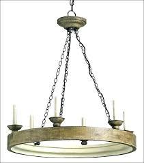 rustic lantern chandelier wood lantern chandelier 1 tier wooden wagon wheel chandelier with old fashioned