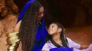 Beyonce's Black Is King: Blue Ivy Carter's BEST Moments - YouTube
