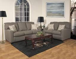 Light Grey Couch Set Light Grey Fabric Modern Loveseat Sofa Set W Optional Items
