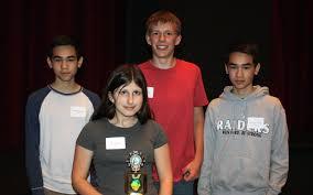 Northridge Middle School Wins Hu Math Competition Huntington