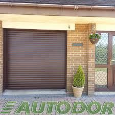 rosewood roller garage door