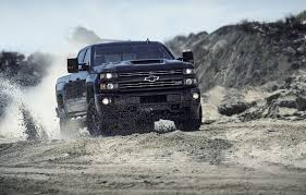 Badass Chevrolet Silverado 2500HD is on our hot list of the best ...