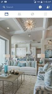 Love this light fixture! Susan J. Bleda and Amanda Atkins of Robb & Stucky  created a coastal style interior in this Marco Island home by using a color  ...