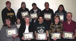 Area honours its volunteers |