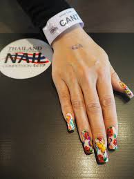 Results Soak off Gel Nail Art Design (Any Brand) Theme : Free ...