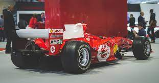 As a result, the ferrari f2004 remains as the last hurrah of the team's most successful era that resulted in six consecutive constructors' titles and five world drivers' championships for schumacher. Remembering When Ferrari And Schumacher Dominated Formula 1 With The F2004 Petrolicious