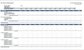 Budget Proposal Template Excel Budget Template In Excel Excel Budgeting Templates Household Budget