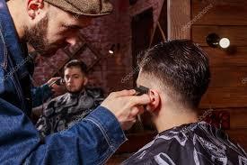 účes Mužů Holičství Pánské Kadeřnictví Holiči Barber škrty V