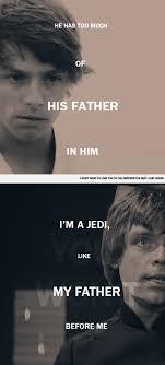 Luke Skywalker Quotes Magnificent Pin By Megan Force On Star Warsss Pinterest Luke Skywalker And