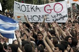 Risultati immagini per troika ue
