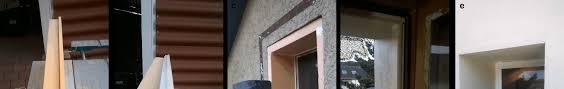 Fenster In Einer Schrittweise Durchgeführten Sanierung