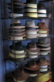 Fedora Hat Storage