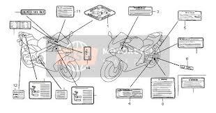 honda cbr600rr 2003 spare parts msp 2003 Honda Cbr600rr Wiring Diagram caution label · click to view · caution label for 2003 honda cbr600rr 2003 honda cbr600rr wiring harness diagram