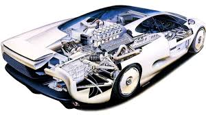 Why The Legendary Jaguar XJ220 Was A Disappointment