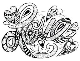 Adult Coloring Pages I Love You Adult Coloring Pages I Love You