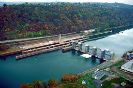 Monongahela River Depth Chart Pittsburgh District Missions Navigation Locks And Dams