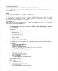Job Objectives For Resume Objective In Resume Sample For Job Good
