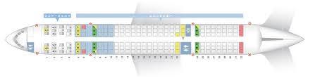 Cogent Aer Lingus Plane Seating Chart 2019