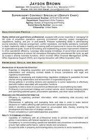 Federal Resume Writing 0 Samples Nardellidesign Com