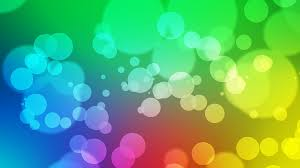 Wallpapers For Ppt Bubble Wallpaper Powerpoint Template For Powerpoint